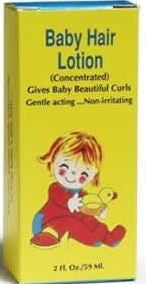 Clubman Baby Hair Lotion Concentrated, 2 oz **LIMITED STOCK**