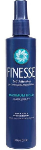Finesse Maximum Hold Hairspray, 8.5 oz