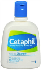 Cetaphil Gentle Skin Cleanser, 8 oz