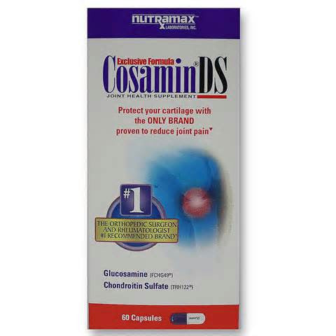 Nutramax Labs Cosamin DS Joint Health Supplement, 60 caps