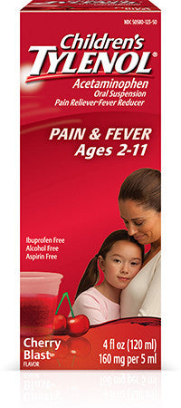 Children's Tylenol Oral Suspension
