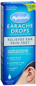 Hylands Earache Drops for Adults