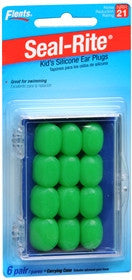 Apothecary Products Inc. Ear Plugs Kids Soft Silicone, 6 pair - PlanetRx