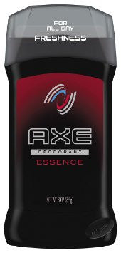 Axe Deodorant Stick, Essence, 3 oz