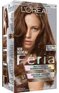 L'Oreal Feria   51 Brazilian Brown