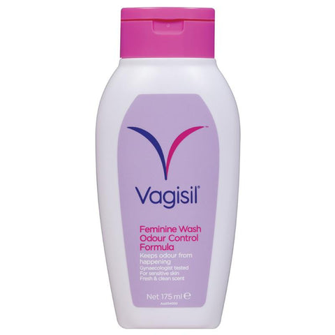 Vagisil Odor Block Protection Wash 12 oz