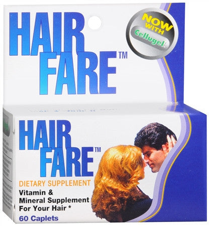 Hair Fare, 60 caps