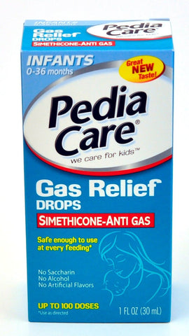 PediaCare Infants Gas Relief Drops, 1 oz