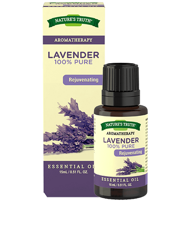 Nature's Truth Aromatherapy 100% Pure Lavender Essential Oil, 15ml