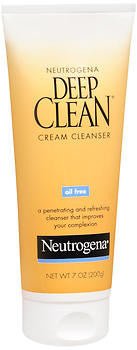 Neutrogena Cream Cleanser, 7 oz