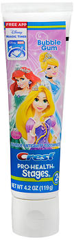 Oral-B Stage 3 (Age 5-7) Toothpaste, Princess