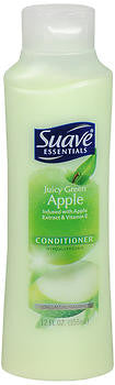 Suave Conditioner, Juicy Green Apple, 15 oz