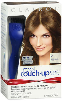 Clairol Root Touch-Up Medium Brown  5