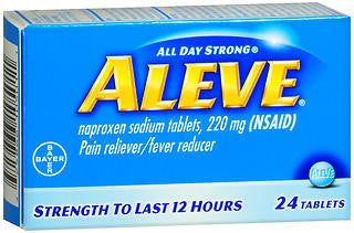 Aleve Tablets, 24 count