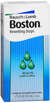 Boston Rewetting Drops  , 10 ml
