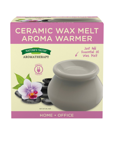 Nature's Truth Ceramic Wax Melt Aroma Warmer