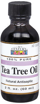 21st Century Tea Tree Oil, 2 ounces