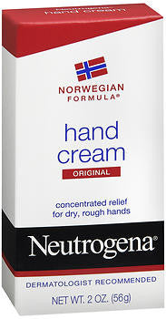 Neutrogena Hand Cream, 2 oz