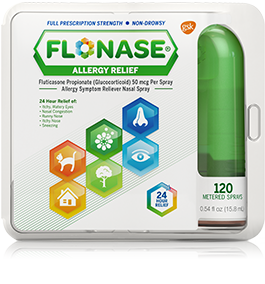 Flonase Nasal Spray - 120 Metered Sprays