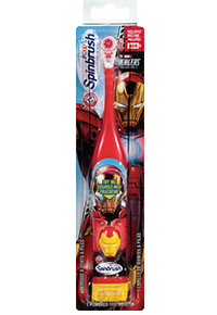 Arm & Hammer Spinbrush, Marvel Heroes