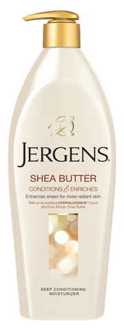 Jergens Shea Butter Deep Conditioning Moisturizer, 16.8 oz