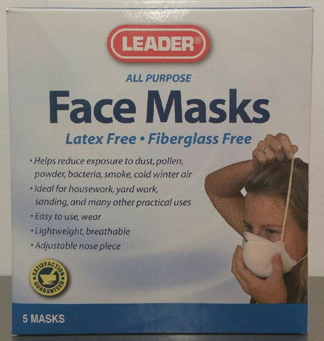 Leader Face Masks