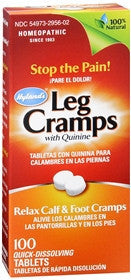 Hylands Leg Cramps with Quinine, 100 tablets