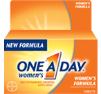 One A Day Women's Multivitamin, 100 tablets