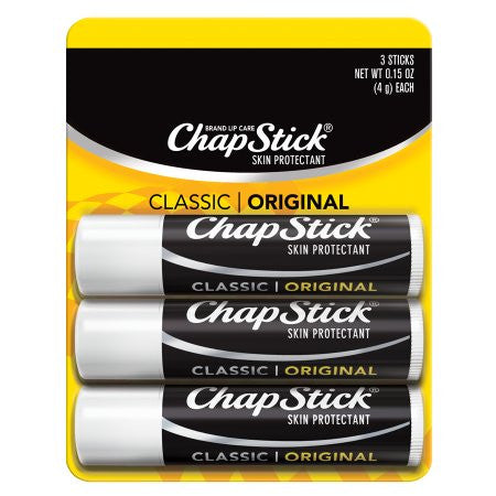 Chapstick Lip Balm Original, 24 pack