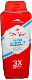 Old Spice Body Wash, Fresh