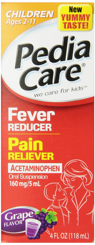 PediaCare Childrens Fever Reducer / Pain Reliever
