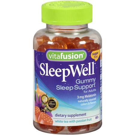 Vitafusion SleepWell, 60 count