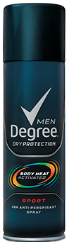 Degree Men Sport Aerosol, 6oz
