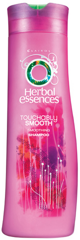 Herbal Essences Touchably Smooth Shampoo, 10 oz