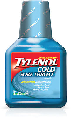 Tylenol Cold - Sore Throat Liquid