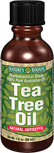 Nature's Bounty Tea Tree Oil, 1 oz
