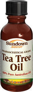 Sundown Tea Tree Oil, 1 oz
