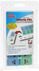 Apothecary Products Inc. Travel Pill Reminder