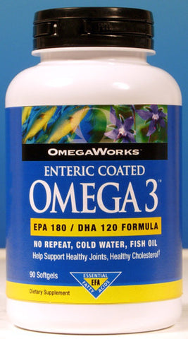 Windmill Health Products Omegaworks Ec, 90 soft gels