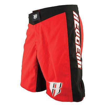 Revgear Spartan Pro III MMA Shorts - Red - Sedroc Sports
