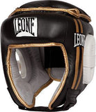 Leone Combat Training Headgear - Open Face - Sedroc Sports