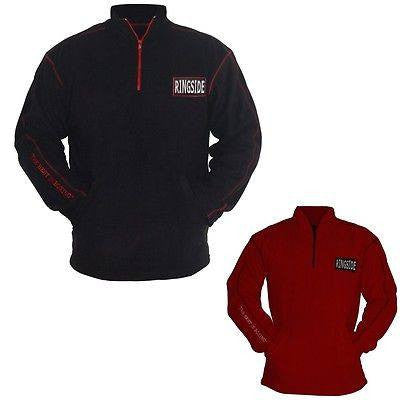 Ringside Boxing Fleece Pullover Jacket - Sedroc Sports
