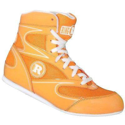 Ringside Diablo Low Top Boxing Shoes - Orange
