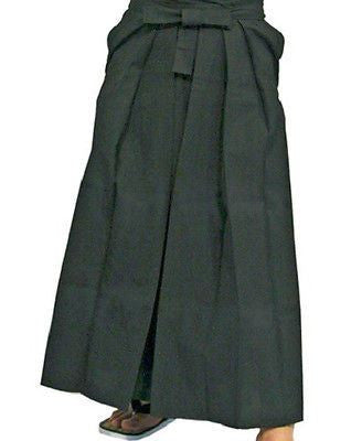 Kendo Hakama Uniform Japanese Martial Arts Aikido Skirt - Sedroc Sports