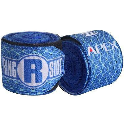 Ringside Boxing Apex Mexican Handwraps - Blue - Sedroc Sports