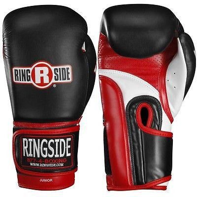 Ringside Boxing IMF Tech Super Bag Gloves - Black - Sedroc Sports