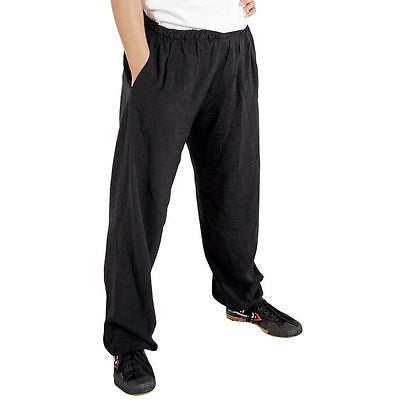 Lightweight Kung Fu / Tai Chi Pants - Sedroc Sports