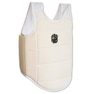 ProForce Karate Chest Guard Body Protector - Sedroc Sports