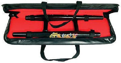 Tiger Claw Tonfa Case - Black - Sedroc Sports