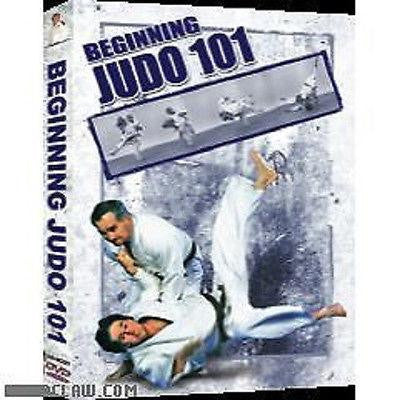 Beginning Judo 101 Training DVD Martial Arts MMA - Sedroc Sports